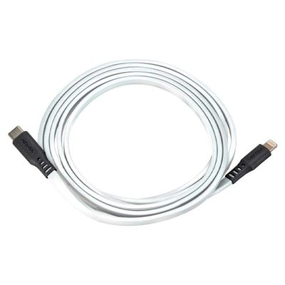 Cable-plano-usb-c-a-lightning-1.80-m